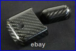 100% Real Carbon Fiber Protective Case Cover For Apple Airpods Air Pod 1 & 2