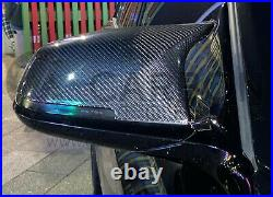 BMW 4 Series F32/F33/F36 Carbon Fibre Wing Mirror Cover Replacement M4 Style