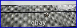 Luxury Carbon Fibre Look Watch Storage Box for five watches-modelWatchpro5-CF