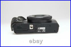 Near Mint Hasselblad Stellar Special Edition (Black/Carbon Fiber) with Case #33208