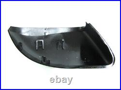 Real Carbon Fiber Mirror Cover Caps Replacement For VW Golf 6 MK6 GTI R TSI TDI