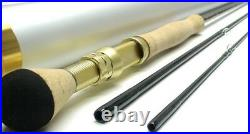 Saltwater Fly Rod Limited Edition 9' 12 Wt 3 pcs. Made in USA no case